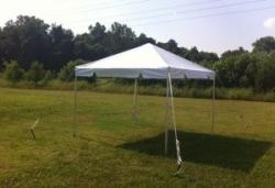 10x10 Tent