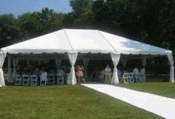 Tent - 30'x40' - $725