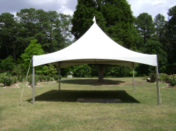 10x10 High Peak Tent