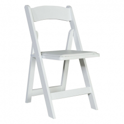 Wimbledon Chair - White