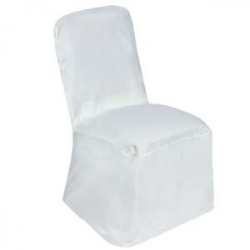 Chiavari Chair Cover - Ivory