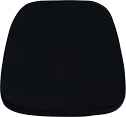 Chiavari Chair Cushion - Black