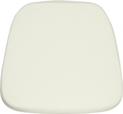 Chiavari Chair Cushion - Ivory