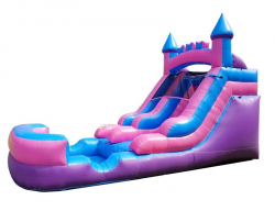 13ft Princess Waterslide