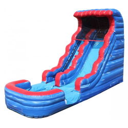 18ft Ocean Wave DRY Slide
