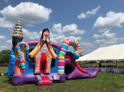 inflatable toddler unit rentals Kansas city