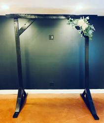 8' Wooden Arch Rental