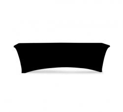 8' Table Cloth (black)