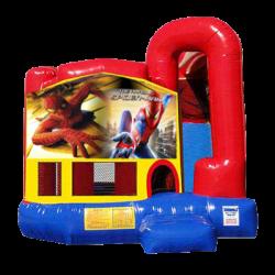 Spiderman Modular Backyard 4n1 Combo