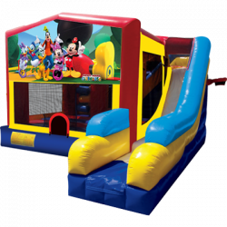 Mickey Mouse Clubhouse Modular 7n1 Combo
