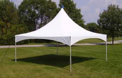 20ft x 20ft High Peak Frame Tent