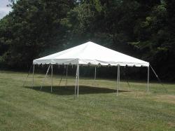 20ft x 20ft Frame Tent