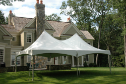 20ft x 30ft High Peak Frame Tent