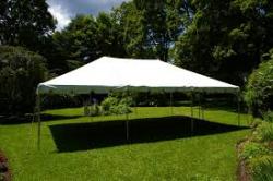 20ft x 30ft Frame Tent