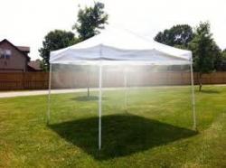 10x10 Misting Tent