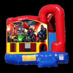 Justice League Modular Backyard 4n1 Combo