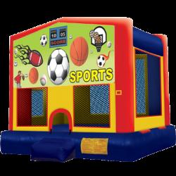 Sports Modular Bounce House