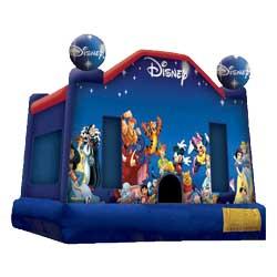 World of Disney Bounce House