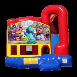 Monsters Inc. Modular Backyard 4n1 Combo