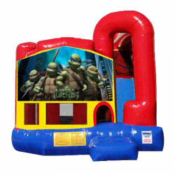Teenage Mutant Ninja Turtles Modular Backyard 4n1 Combo