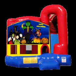 Happy Halloween Modular Backyard 4n1 Combo