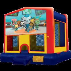 Octonauts Modular Bounce House