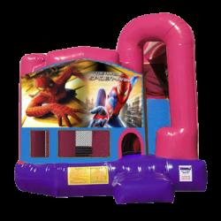 Spiderman Dream Modular Backyard 4n1 Combo