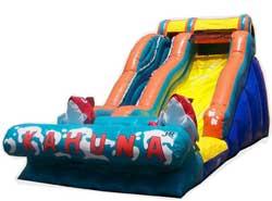 16ft Kahuna Jr Water Slide