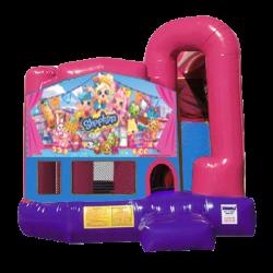 Shopkins Dream Modular Backyard 4n1 Combo