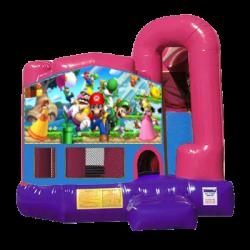 Mario Dream Modular Backyard 4n1 Combo