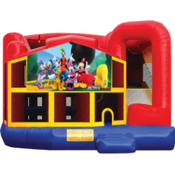Mickey Mouse Clubhouse Modular 5n1 Combo