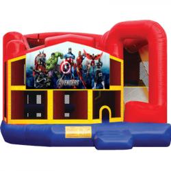 Avengers Modular 5n1 Combo