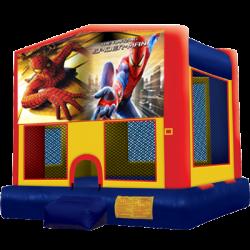 Spiderman Modular Bounce House