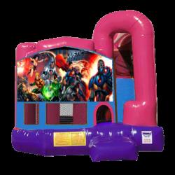 Justice League Dream Modular Backyard 4n1 Combo