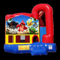 Angry Birds Modular Backyard 4n1 Combo