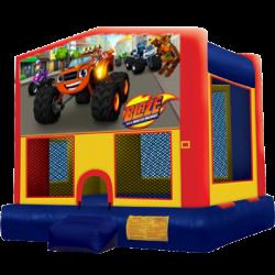 Blaze Modular Bounce House