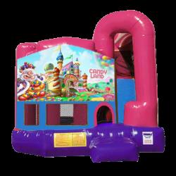 Candy Land Dream Modular Backyard 4n1 Combo