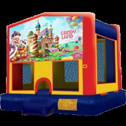 Candy Land Modular Bounce House