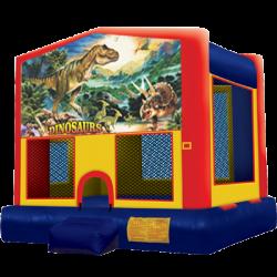 Dinosaurs Modular Bounce House