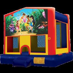 Fairies Modular Bounce House