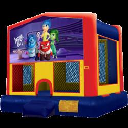 Inside Out Modular Bounce House