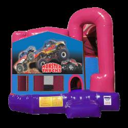 Monster Truck Dream Modular Backyard 4n1 Combo