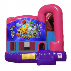Pokemon Go Dream Modular Backyard 4n1 Combo