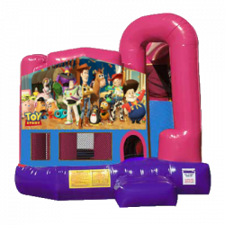 Toy Story Dream Modular Backyard 4n1 Combo