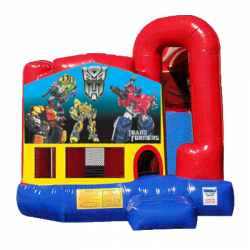 Transformers Modular Backyard 4n1 Combo