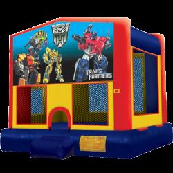 Transformers Modular Bounce House