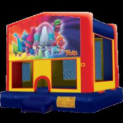 Trolls Modular Bounce House