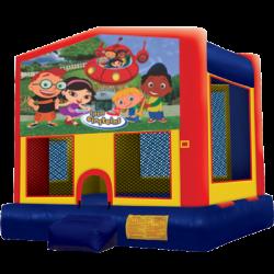 Little Einstein's Modular Bounce House