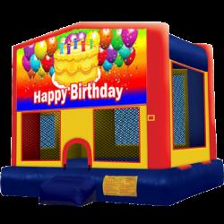Happy Birthday Modular Bounce House