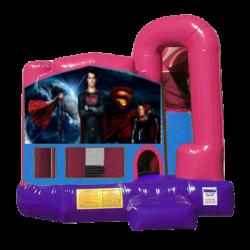 Superman Dream Modular Backyard 4n1 Combo